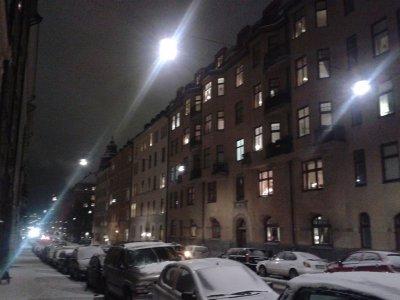 Stockholm - Östermalm AD 2012