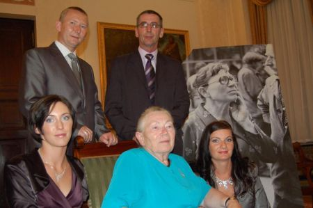fotografia z archiwum rodzinnego Walentynowiczów