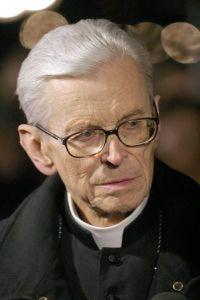 ks. Franciszek kardynał Macharski, kardynał prezbiter, arcybiskup senior, doktor teologii. W latach 1979 - 2005 metropolita krakowski_fot. internet
