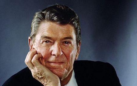 Ronald Wilson Reagan - 40. prezydent Stanów Zjednoczonych_fot. internet