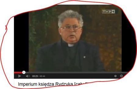 o. Jerzy Galiński, redemptorysta, w filmie Jerzego Morawskiego