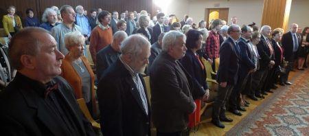 Chwilą ciszy uczczono pamięć Marka Nowakowskiego i Grzegorza Eberhardta_fot. Grzegorz Szostak