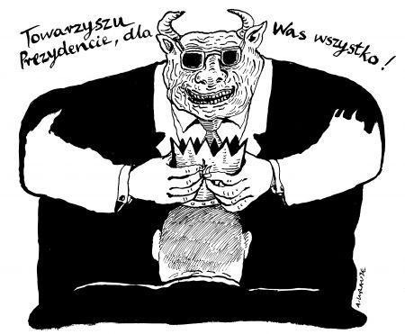 rys. Andrzej Krauze